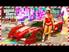 awesome GTA Online Festive Surprise 2017 DLC: Overflod Autarch Review - The BEST NEW Super Car In GTA 5?