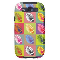 Finding great Football tech accessories is easy with Zazzle. Shop for phone cases, speakers, headphones, USB flash drives, & more. Galaxy S3 Cases, Samsung Galaxy, Tech Accessories, Galaxies, Pop Art, Usb Flash Drive, Football, Phone Cases, Cover