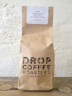 DROP COFFEE ROASTERS | Stockholm