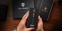 """Lamborghini lança novo smartphone de luxo """"Alpha One"""""""