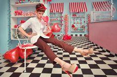 Kolekcja 2013 - Vena Uniformy Model, Scale Model, Models, Template, Pattern, Mockup, Modeling