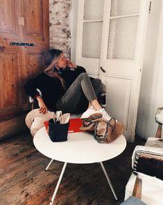 """ANDREA BELVER en Instagram: """"Lively life ⏰ #sundays rockin' it"""""""