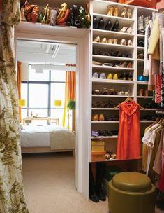Ankleidezimmer einrichten - 20 Dekoideen und begehbare Kleiderschr�nke