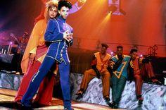 Prince's New Power Generation Reunites For Tour, Singer's Handwritten Note Praising NPG Released | Billboard