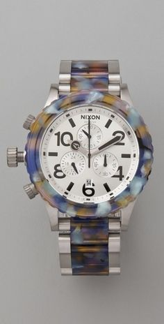 nixon chrono watch