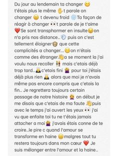 Jpense que elle se reconnaîtra. Some Quotes, Best Quotes, Lyric Pranks, French Quotes, Text On Photo, Bad Mood, Sweet Words, Minions, New Love