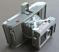 Vintage Polaroid, Vintage Camera, Polaroid J66 Land Camera, Polaroid Land…