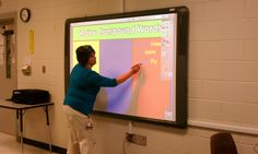 Techie Teacher Time: Promethean Board