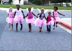 Pink party...have girls dress in pink & provide pink tutus.