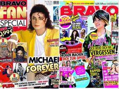 25th June 2014 - German Michael Jackson tribute magazin