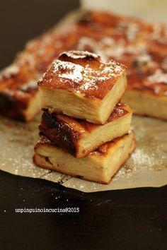 Creamy apple pie - Pastry World Italian Desserts, Just Desserts, Dessert Recipes, Apple Recipes, Sweet Recipes, German Torte Recipe, Strawberry Torte Recipe, Pie Co, Fairy Food