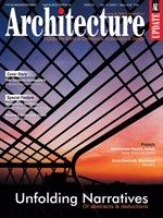 Architecture Update March 2016 Issue- Unfolding Narratives of abstracts & deductions  #ArchitectureUpdate #RainWaterHarvesting #ebuildin