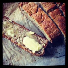 Recipe:  Banana Muffin/cake/bread recipe (gluten-free, sugar-free)
