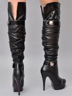 Awesome knee-high boots!