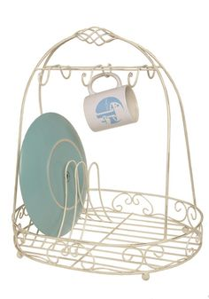 Whimsical chic dish rack from ModCloth $48.99