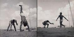 ©Pierre Verger, c. 1948.Capoeira em Salvador.