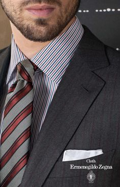 Costum business la comanda, colectia Zegna TI 2013-2014, Trofeo Cashmere, compozitie 95% Wool – 5% Cashmere, 300 Gr. Formal Suits, Men's Style, Cashmere, Mens Fashion, Suits, Male Style, Moda Masculina, Cashmere Wool, Man Fashion