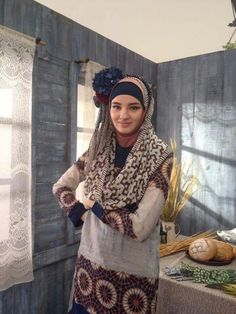 More batik hijab.....magnificent design, who doesn't love it""