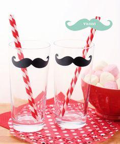 Vasos de bigotes