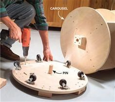AW extra - Pequeña Tienda Soluciones - Tratamiento de la madera de la revista Popular