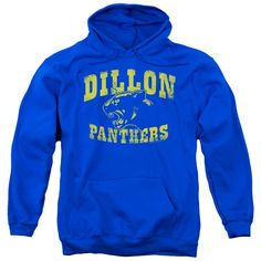 """Checkout our #LicensedGear products FREE SHIPPING + 10% OFF Coupon Code """"Official"""" Friday Night Lights / Panthers - Adult Pull-over Hoodie - Royal Blue - Friday Night Lights / Panthers - Adult Pull-over Hoodie - Royal Blue - Price: $49.99. Buy now at https://officiallylicensedgear.com/friday-night-lights-panthers-adult-pull-over-hoodie-royal-blue"""