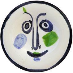 "Pablo Picasso - ""Face #197"", 1963"