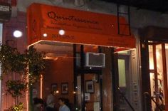 My Recent Dinner at Quintessence in NYC on http://livingmaxwell.com