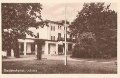 """""""Badehotel"""" in Lohals"""