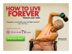 Baby boomer Mark Wexler takes a humorous look at growing old and learns that it's life's meaning, not it's length, that's important.
