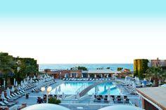 Voyage pas cher Crète Lastminute au Bella Beach Hotel prix promo séjour Lastminute à partir 599,00 € TTC 8J/7N Pension : Tout compris.