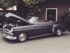Sweet Chevy Convertible! #ClassicNation