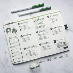 Bullet Journal Designs | POPSUGAR Smart Living UK