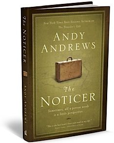 The Noticer - awesome! One of the best book I have ever read!! It will change your life!! <3