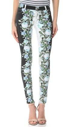 I could never spend this much money o jeans but they are nice  Bec & Bridge Rosetta Skinny Jeans