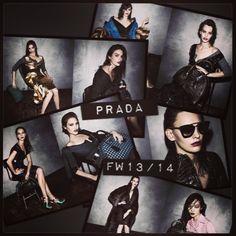 Prada campaign fw13