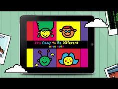 Its okay to be a different color. Its okay to dance by yourself. Its okay to wear glasses. Its okay to have a pet worm.... Its okay to be different! From beloved author Todd Parr comes a story about being okay with who you are.  Get Its Okay to Be Different by downloading Storypanda Books on the iPad. http://get.storypanda.com