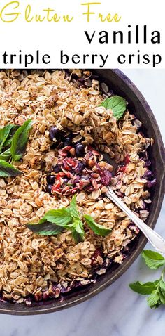 Nectarine-Raspberry Crisp With Spiced-Oatmeal Crumb Topping Recipe ...