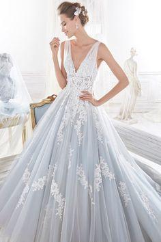 Nicole 2018 Wedding Dress