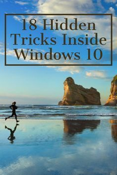 23 Hidden Tricks Inside Windows 10 - - Windows is a vast operating system with plenty of features you might never stumble upon. Make the most of Windows 10 with these expert tips. Technology Hacks, Computer Technology, Computer Programming, Computer Science, Energy Technology, Medical Technology, Technology Apple, Technology Wallpaper, Microsoft Office