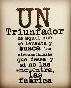 Tú también puedes lograr cosas grandes hoy, ...al final del día, sólo de tí depende!!!