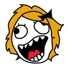 Rage comic Internet meme Know Your Meme Trollface Comics, meme transparent background PNG clipart Troll Meme, Crying Meme Face, Meme Rage Comics, Angry Emoji, Rage Faces, Skin Images, Night King, Comic Drawing, Minimalism