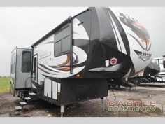 New 2018 Heartland Cyclone 4005 Toy Hauler Fifth Wheel at Castle Country RV | Logan, UT | #351022