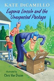 The Write Stuff: Eugenia Lincoln and the Unexpected Package -- Revi...