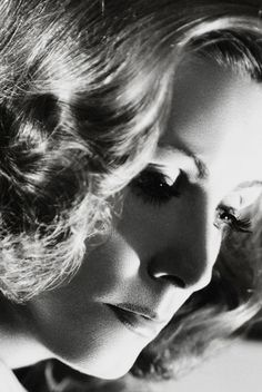 *-*heureux - Greta Garbo for The Painted Veil, 1934