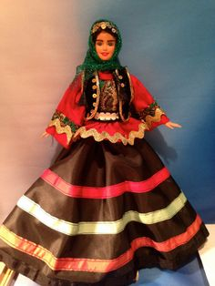 Its a well traveled barbie doll that has charmed hearts around the barbie doll in traditional persian costume by marco dolls publicscrutiny Image collections
