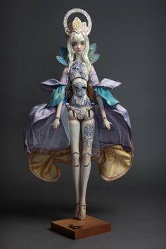 Bjd Doll Forgotten Hearts