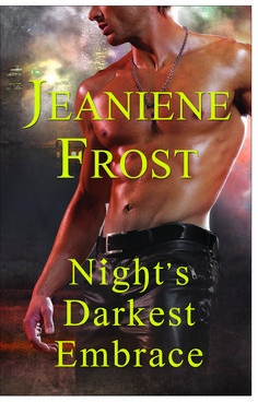 Cover Reveal: Night's Darkest Embrace by Jeaniene Frost. Coming 11/13/12