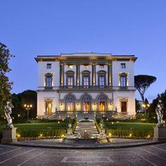 Villa Cora Grand Hotel – 5 star Hotels Florence - 5 Star Hotel Tuscany