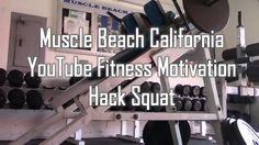 Muscle Beach California | YouTube Fitness Motivation | Hack Squat | Hippie vs Jock #motivation #inspiration #fitness #gym #workout #quotes #success #fitfam #health #getfit #gym #healthy #exercise #venicebeach #California #LA #musclebeach