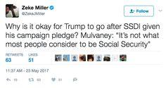 via Zeke Miller. #SocialSecurity